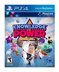 PS4: KNOWLEDGE IS POWER (NM) (COMPLETE)