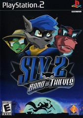 PS2: SLY 2: BAND OF THIEVES (BOX)