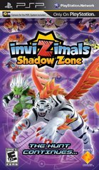 PSP: INVIZIMALS SHADOW ZONE (COMPLETE)