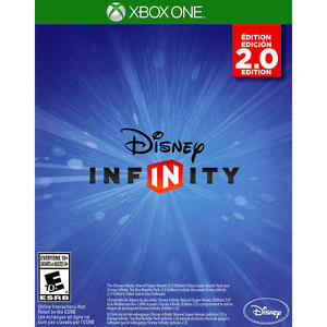 XB1: DISNEY INFINITY 2.0 (SOFTWARE ONLY) (COMPLETE)