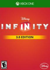 XB1: DISNEY INFINITY 3.0 (SOFTWARE ONLY) (NM) (COMPLETE)