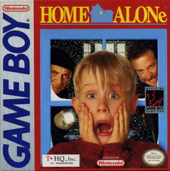 GB: HOME ALONE (GAME)