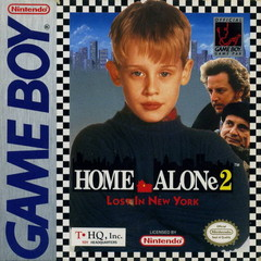 GB: HOME ALONE 2 (GAME)