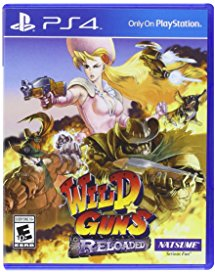 PS4: WILD ARMS RELOADED (BOX)