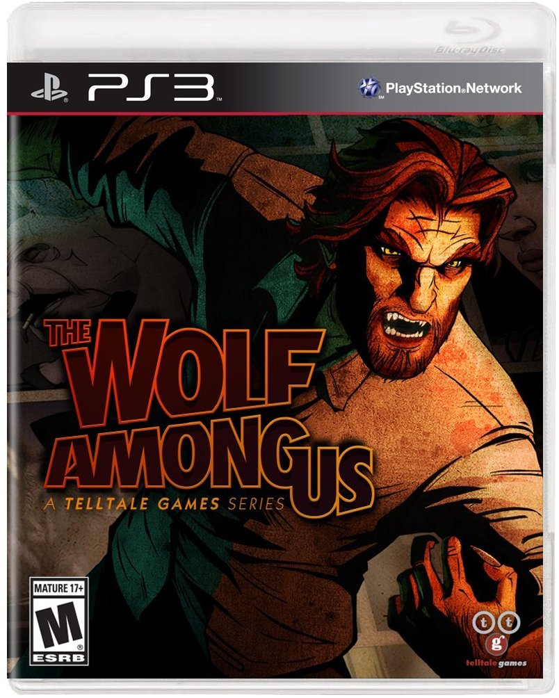 PS3: WOLF AMONG US, THE (GAME)