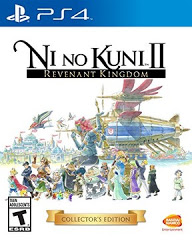 PS4: NI NO KUNI II: REVENANT KINGDOM COLLECTORS EDITION (NEW)