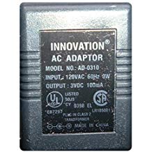 GB: INNOVATION AC ADAPTER (BOX) (USED)