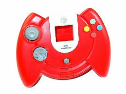 DC: CONTROLLER - PERFORMANCE ASTRO PAD - RED (USED)