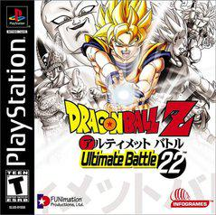 PS1: DRAGON BALL Z ULTIMATE BATTLE 22 (COMPLETE)