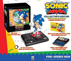 NS: SONIC MANIA (COLLECTORS EDITION) (NEW)