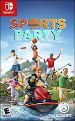 NS: SPORTS PARTY (NM) (COMPLETE)
