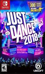 NS: JUST DANCE 2018 (NEW)