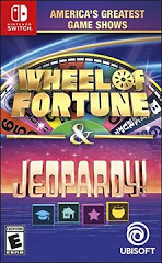 NS: AMERICAS GREATEST GAME SHOWS: WHEEL OF FORTUNE & JEOPARDY (NEW)