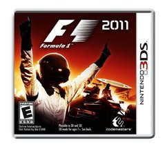 3DS: F1 2011 FORMULA ONE (GAME)