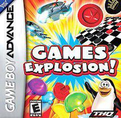 GBA: GAMES EXPLOSION (GAME)