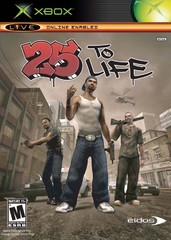 XBX: 25 TO LIFE WITH CD (2 DISC) (GAME)