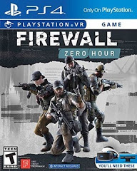 PS4: FIREWALL: ZERO HOUR (NM) (NEW)