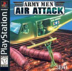 PS1: ARMY MEN AIR ATTACK (COMPLETE)