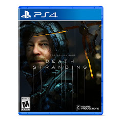 PS4: DEATH STRANDING SPECIAL EDITION STEELBOOK (NM) (COMPLETE)