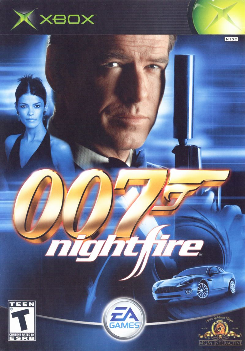 XBX: 007 NIGHTFIRE (COMPLETE)