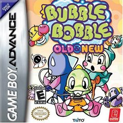 GBA: BUBBLE BOBBLE OLD AND NEW (GAME)
