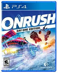 PS4: ONRUSH (NM) (COMPLETE)