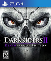 PS4: DARKSIDERS II DEATHINITIVE EDITON (NM) (COMPLETE)