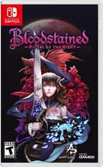 NS: BLOODSTAINED: RITUAL OF THE NIGHT (NM) (NEW)