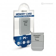 PS1: 1MB MEMORY CARD - TOMEE (NEW)
