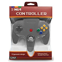 N64: CONTROLLER - CIRKA GENERIC - GRAPE (NEW)