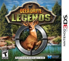 3DS: DEER DRIVE LEGENDS (GAME)