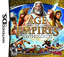 NDS: AGE OF EMPIRES: MYTHOLOGIES (GAME)