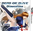 3DS: DEAD OR ALIVE DIMENSIONS (COMPLETE)