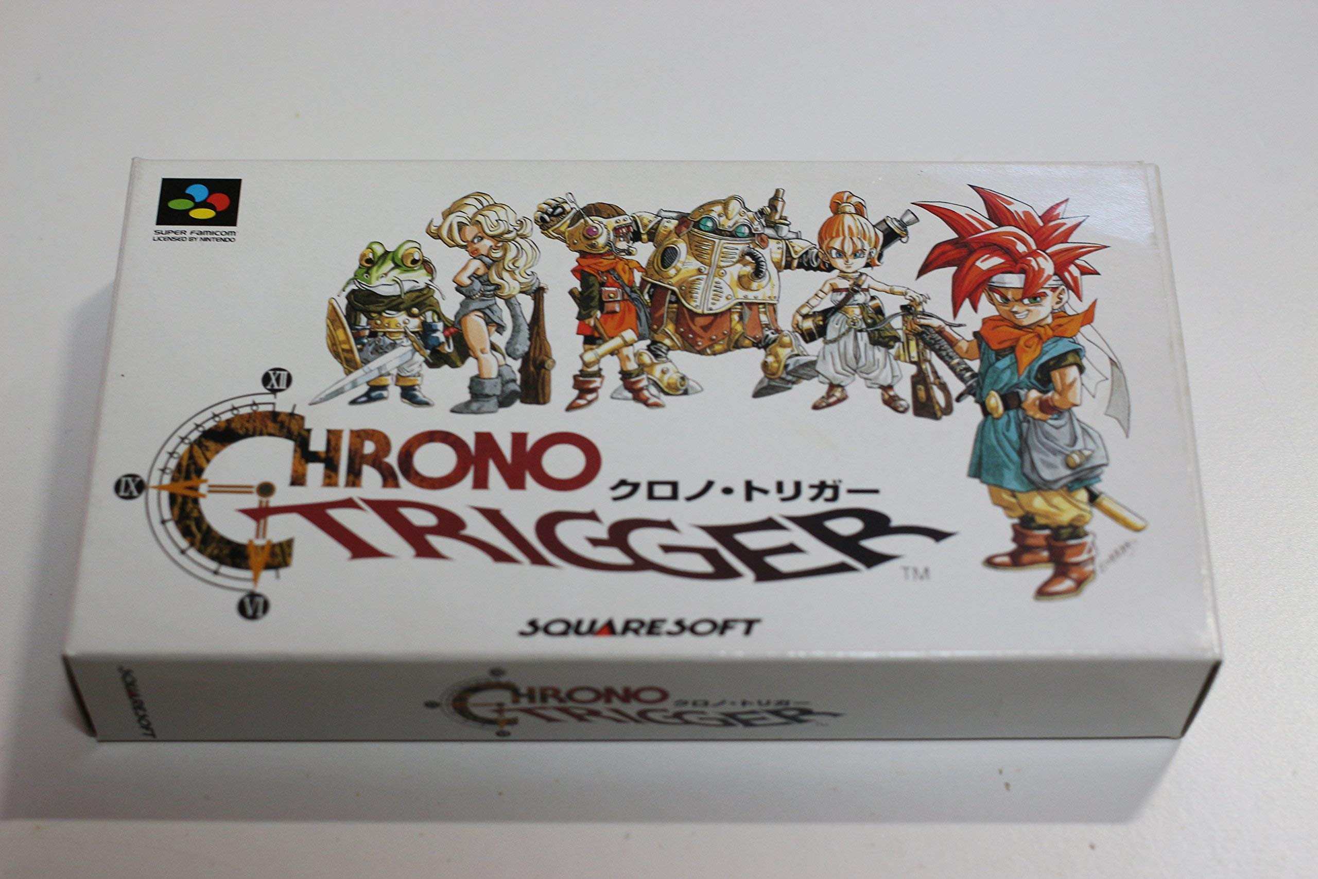 SNES: CHRONO TRIGGER (IMPORT) (GAME)