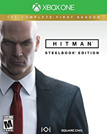 XB1: HITMAN THE COMPLETE FIRST SEASON (COMPLETE)