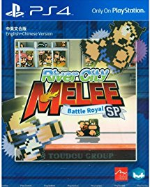 PS4: RIVERCITY MELEE BATTLE ROYAL SP (COMPLETE)