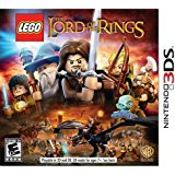 3DS: LEGO LORD OF THE RINGS (COMPLETE)