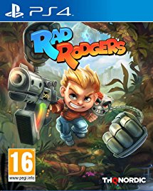 PS4: RAD ROGERS (COMPLETE)