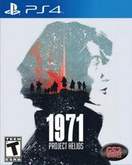 PS4: 1971 - PROJECT HELIOS (NM) (NEW)