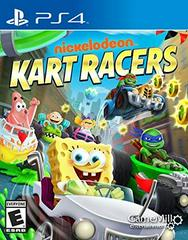 PS4: NICKELODEON KART RACERS (NM) (NEW)