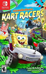 NS: NICKELODEON KART RACERS (NM) (COMPLETE)