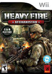 WII: HEAVY FIRE AFGHANISTAN (COMPLETE)