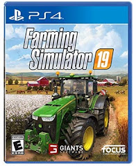 PS4: FARMING SIMULATOR 19 (COMPLETE)