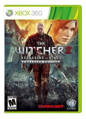 360: WITCHER 2: ASSASSINS OF KINGS ENHANCED EDITION WITH SOUNDTRACK (3 DISC) (COMPLETE)