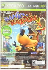360: BANJO KAZOOIE NUTS BOLTS / VIVA PINATA (XBOX 360 FAMILY GAMES COMBO: 2 - DISC) (COMPLETE)