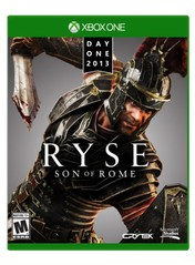 XB1: RYSE SON OF ROME / LEGENDARY EDITION (NM) (COMPLETE)