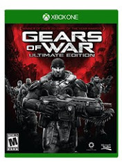XB1: GEARS OF WAR: ULTIMATE EDITION (NM) (COMPLETE)