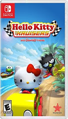 NS: HELLO KITTY: KRUISERS W/ SANRIO FRIENDS (NM) (GAME)
