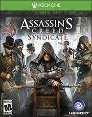 XB1: ASSASSINS CREED SYNDICATE (NM) (COMPLETE)