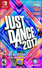 NS: JUST DANCE 2017 (NEW)
